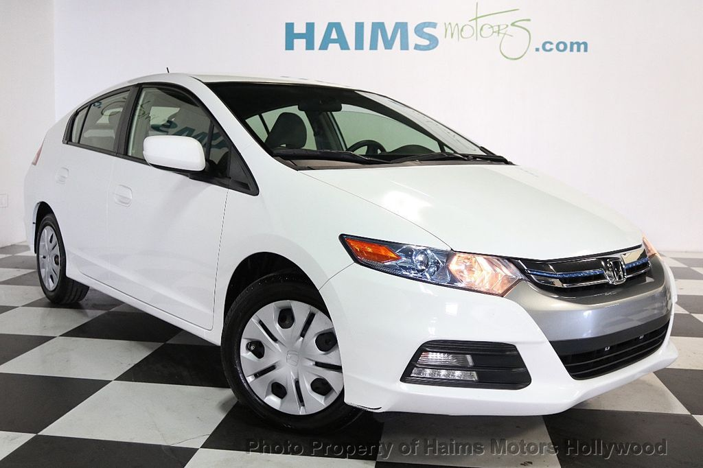 2013 Honda Insight 5dr CVT - 17643056 - 3