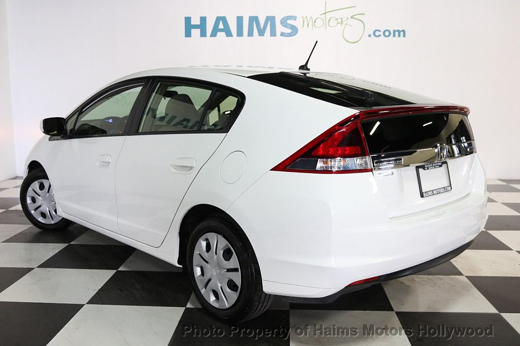 2013 Honda Insight 5dr CVT - 17643056 - 4
