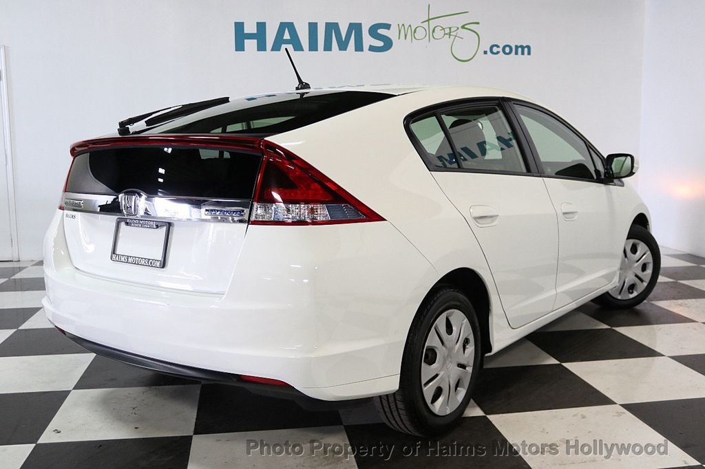 2013 Honda Insight 5dr CVT - 17643056 - 6