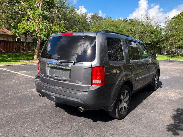 2013 Honda Pilot 4WD 4dr Touring w/RES & Navi - Click to see full-size photo viewer