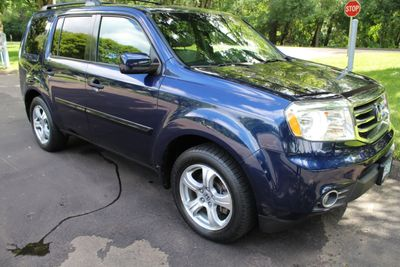 2013 Honda Pilot AWD EXL LEATHER MOONROOF SUV