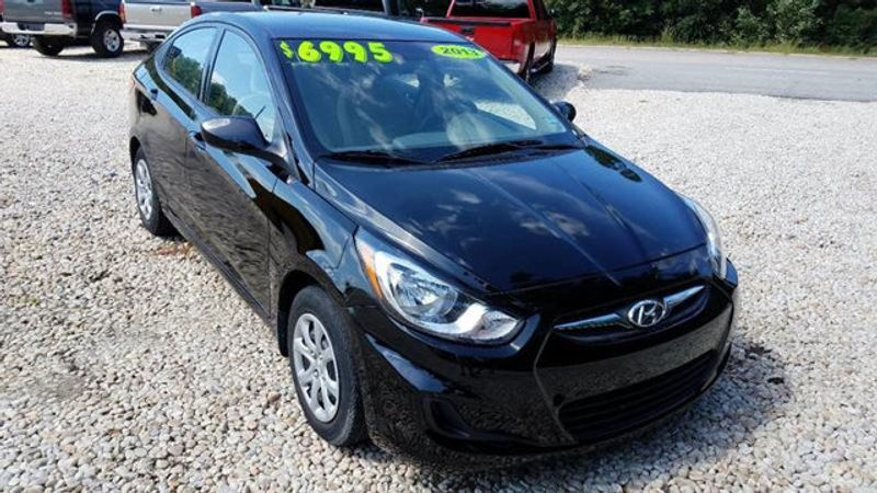 2013 Hyundai Accent Sedan >> 2013 Hyundai Accent 4dr Sedan Automatic Gls Sedan For Sale Florence Sc 6 995 Motorcar Com