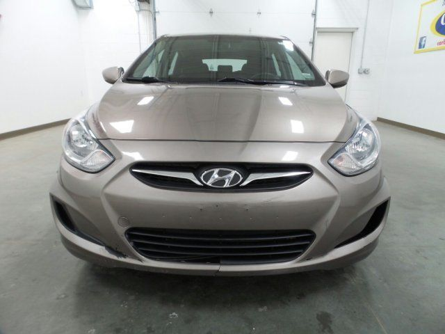 2013 Used Hyundai Accent 5dr Hatchback Automatic GS at WeBe Autos Serving  Long Island, NY, IID 17492875