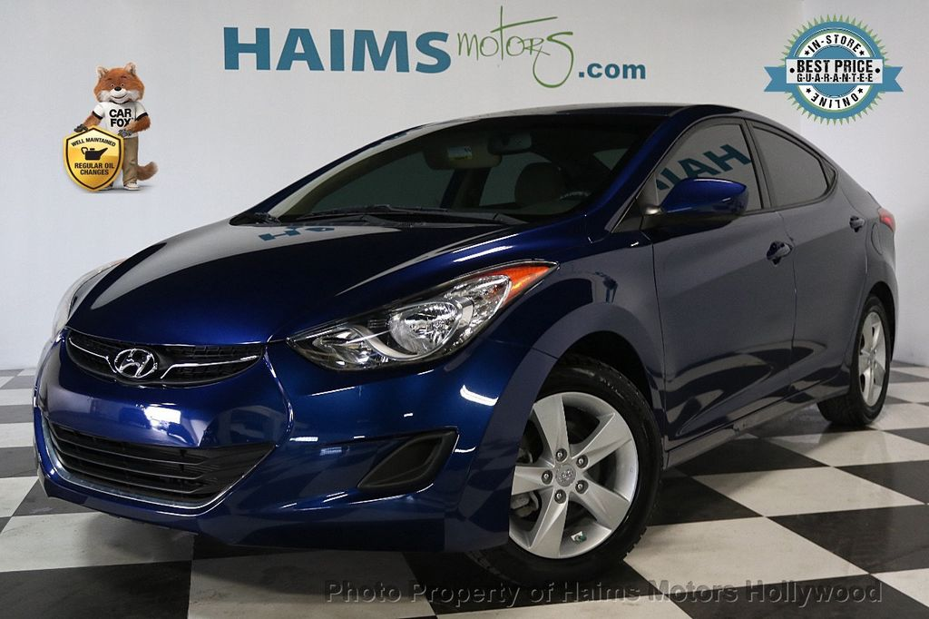 2013 Hyundai Elantra  - 17622847 - 0