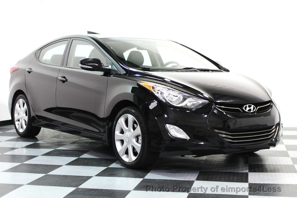 2013 Used Hyundai Elantra ELANTRA LIMITED SEDAN at eimports4Less ...