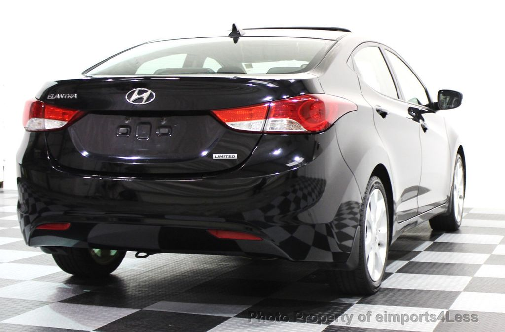 elantra automatic at gls motors tires detail premium used sedan hyundai