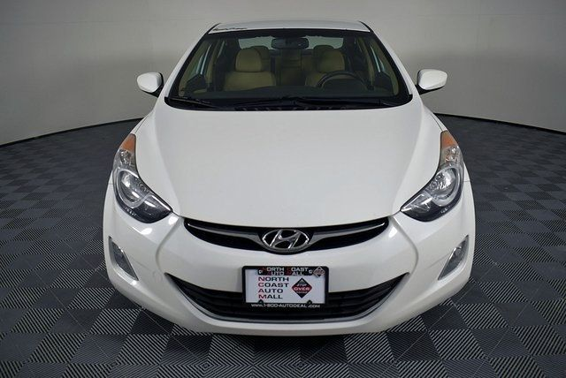 Akron Auto Sales >> 2013 Used Hyundai Elantra GLS at North Coast Auto Mall Serving Bedford, OH, IID 19682074