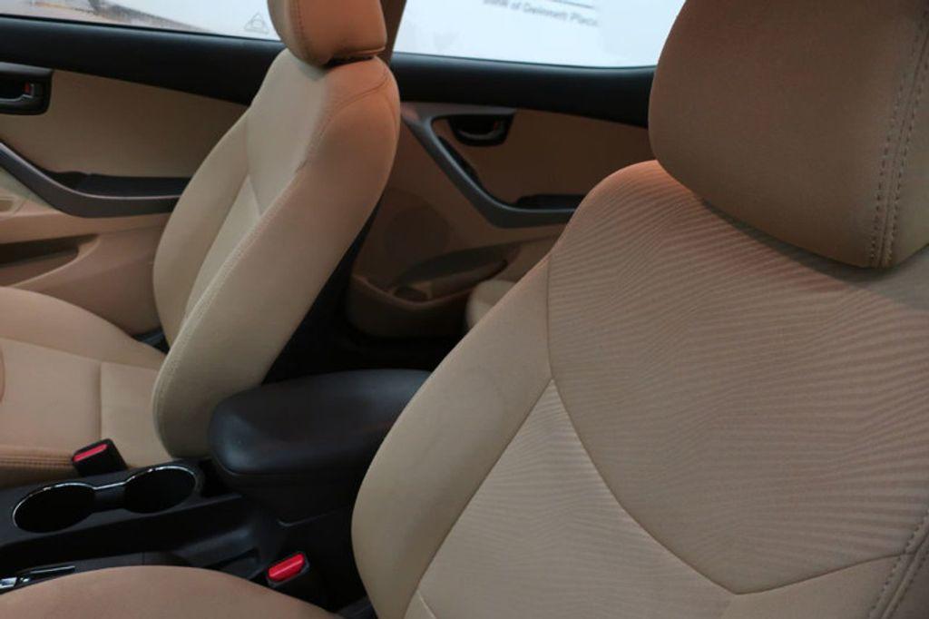 2013 Hyundai Elantra GLS; Limited; SE - 16994797 - 14