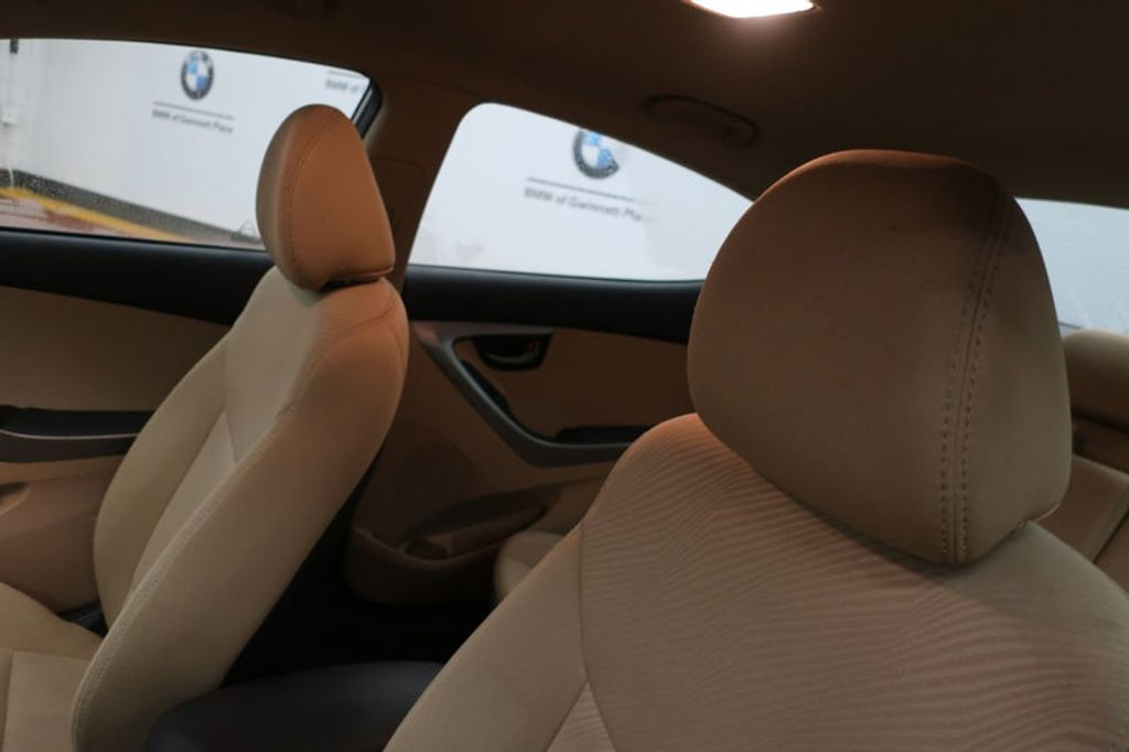 2013 Hyundai Elantra GLS; Limited; SE - 16994797 - 15
