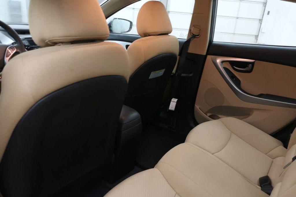 2013 Hyundai Elantra GLS; Limited; SE - 16994797 - 19
