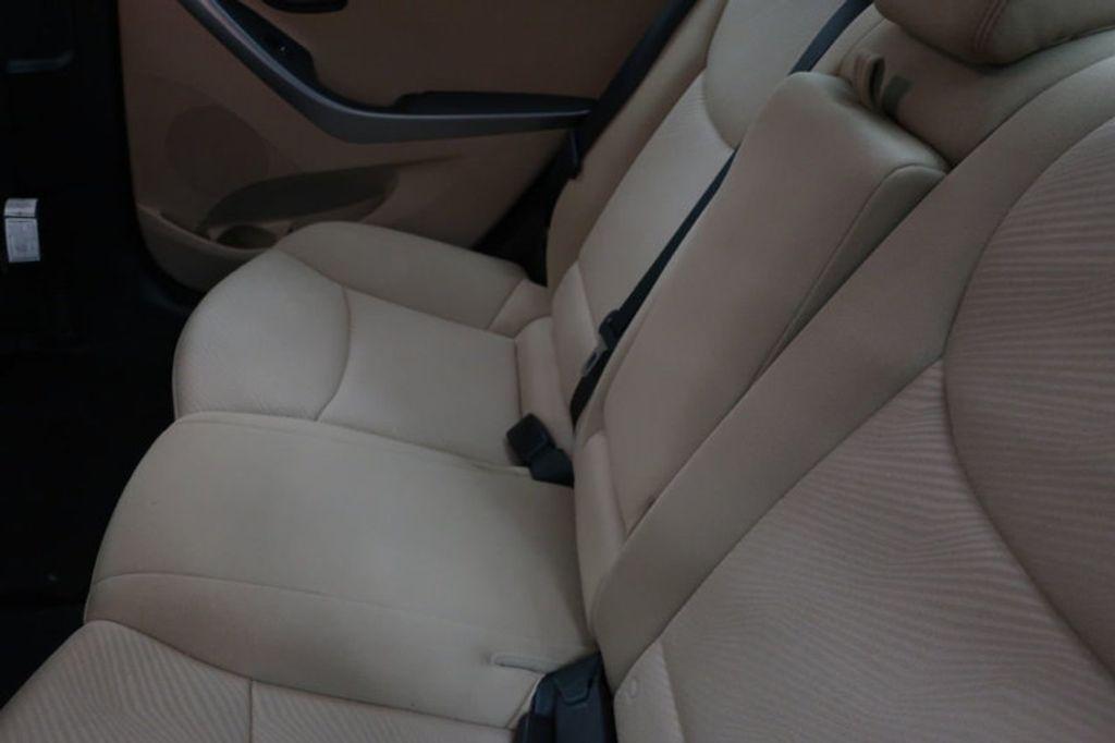 2013 Hyundai Elantra GLS; Limited; SE - 16994797 - 21