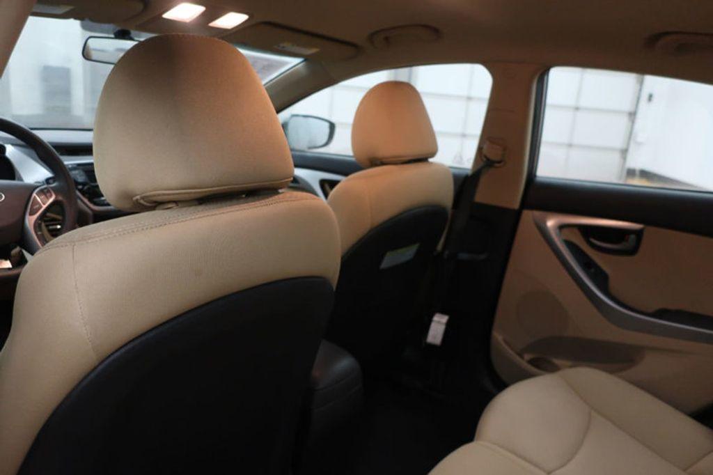 2013 Hyundai Elantra GLS; Limited; SE - 16994797 - 23