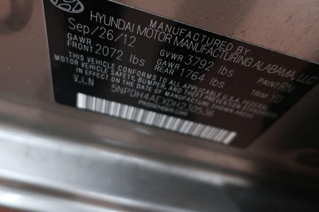 2013 Hyundai Elantra GLS; Limited; SE - 16994797 - 30