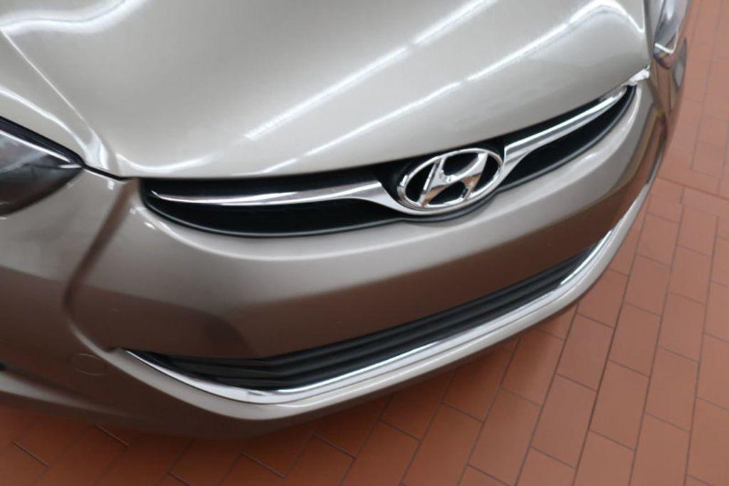 2013 Hyundai Elantra GLS; Limited; SE - 16994797 - 7