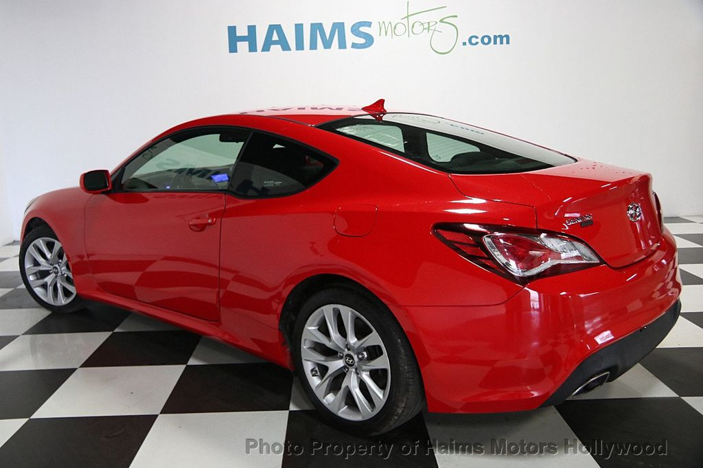 2013 used hyundai genesis coupe 2dr i4 2 0t automatic at - 2013 hyundai genesis coupe 2 0 t interior ...