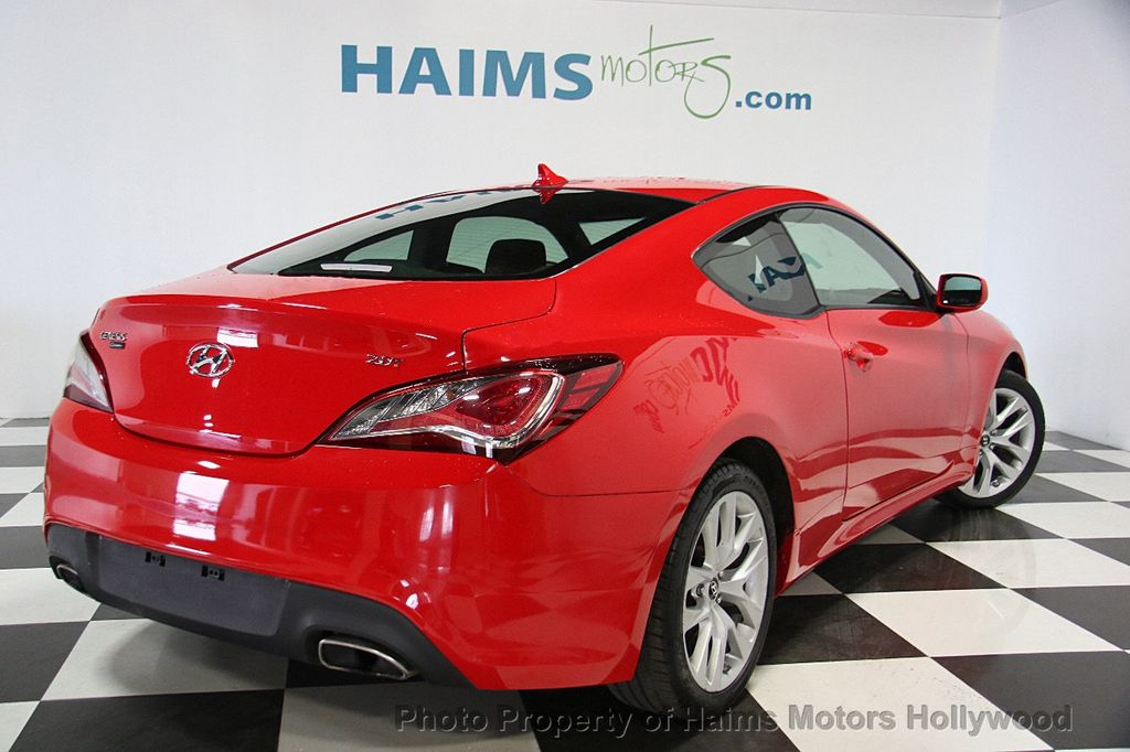2013 Hyundai Genesis Coupe 2dr I4 2.0T Automatic   16561375   5