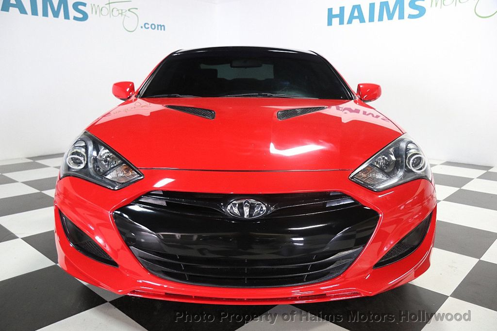 2013 used hyundai genesis coupe 2dr i4 2 0t automatic premium at haims motors hollywood serving. Black Bedroom Furniture Sets. Home Design Ideas