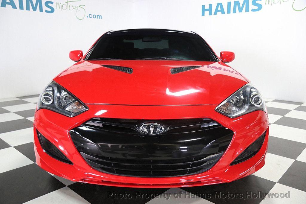 2013 Used Hyundai Genesis Coupe 2dr I4 2 0t Automatic Premium At Haims Motors Serving Fort