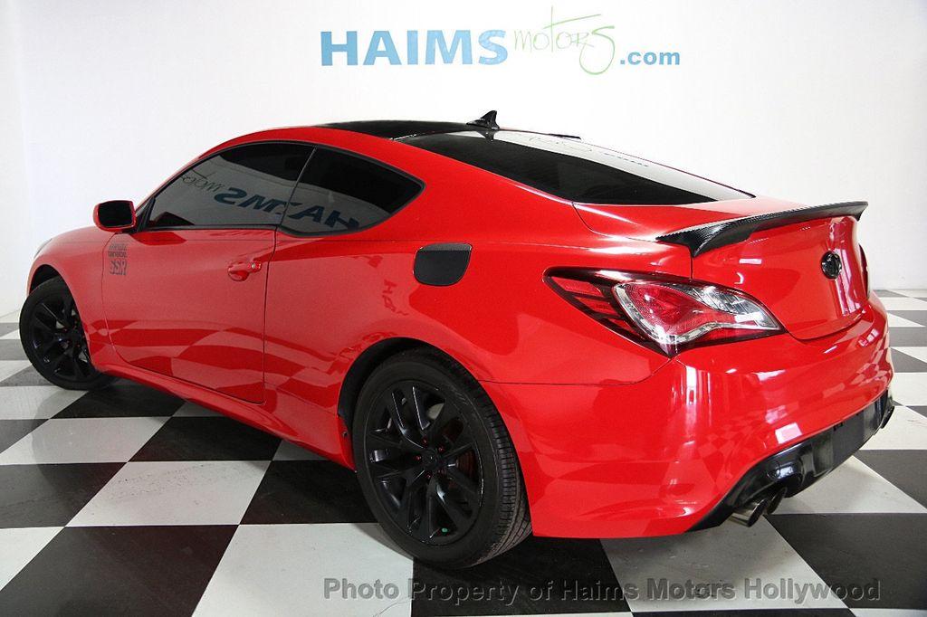 2013 Used Hyundai Genesis Coupe 2dr I4 2.0T Automatic ...