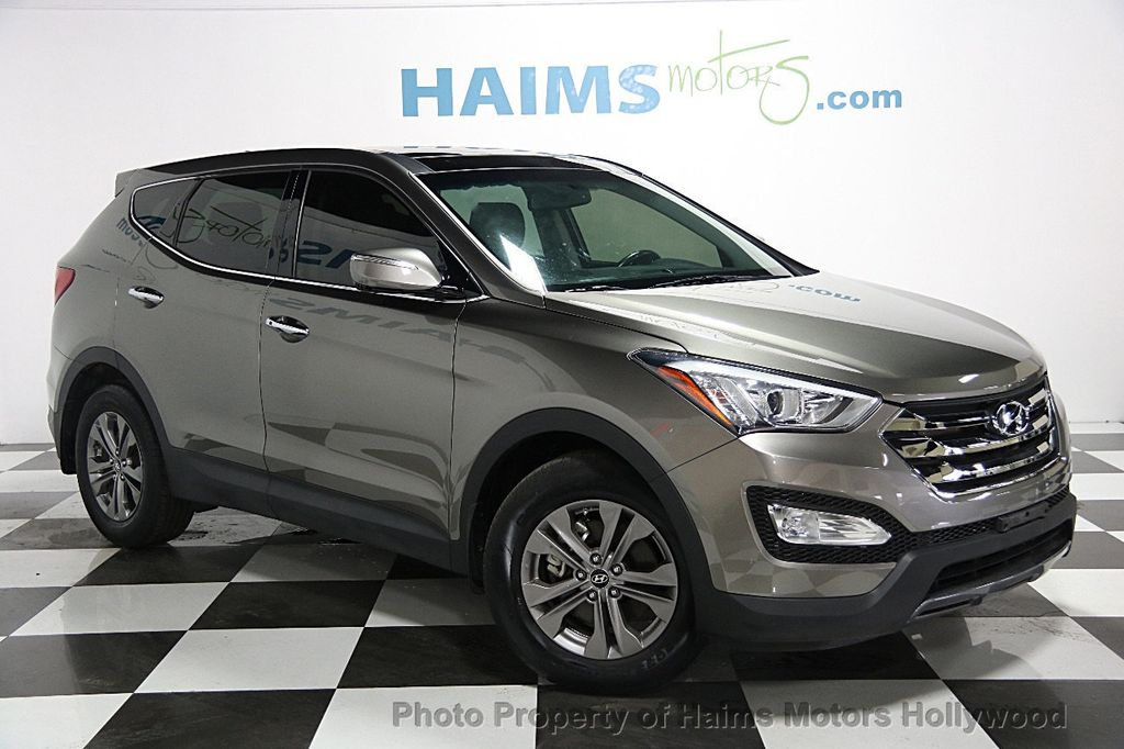 2013 used hyundai santa fe awd 4dr sport at haims motors ft lauderdale serving lauderdale lakes. Black Bedroom Furniture Sets. Home Design Ideas