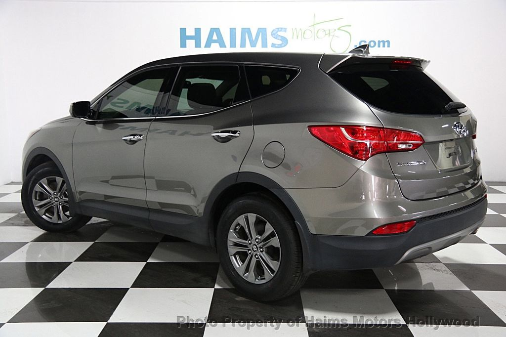 2013 used hyundai santa fe awd 4dr sport at haims motors serving fort lauderdale hollywood. Black Bedroom Furniture Sets. Home Design Ideas