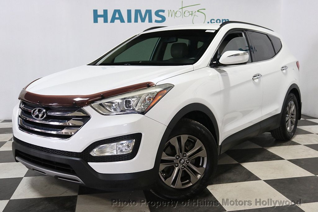 2013 Hyundai Santa Fe FWD 4dr Sport   18159624   1