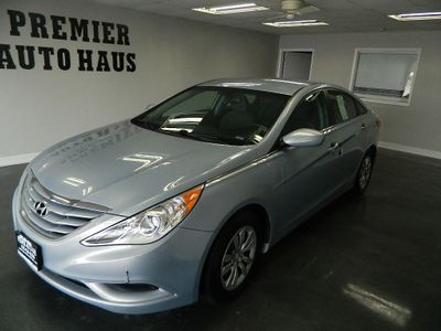 2013 Hyundai Sonata 2013 HYUNDAI SONATA GLS SEDAN  - Click to see full-size photo viewer