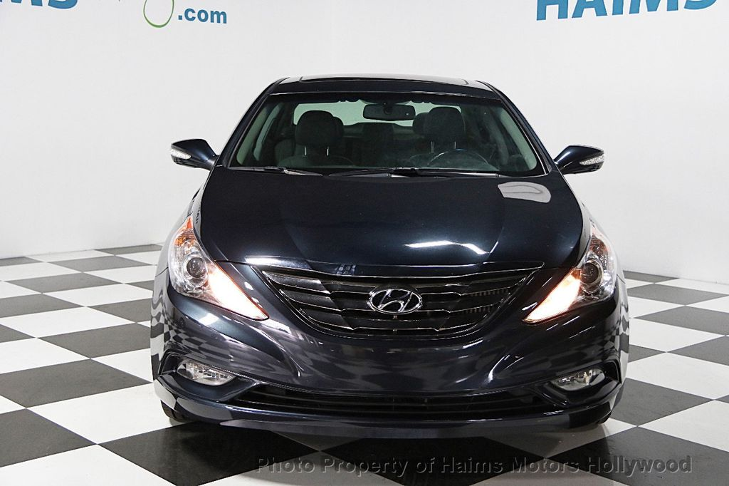 2013 used hyundai sonata 4dr sedan 2 0t automatic limited at haims motors serving fort. Black Bedroom Furniture Sets. Home Design Ideas