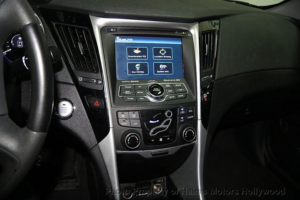 2013 Used Hyundai Sonata 4dr Sedan 2 4l Automatic Limited At Haims