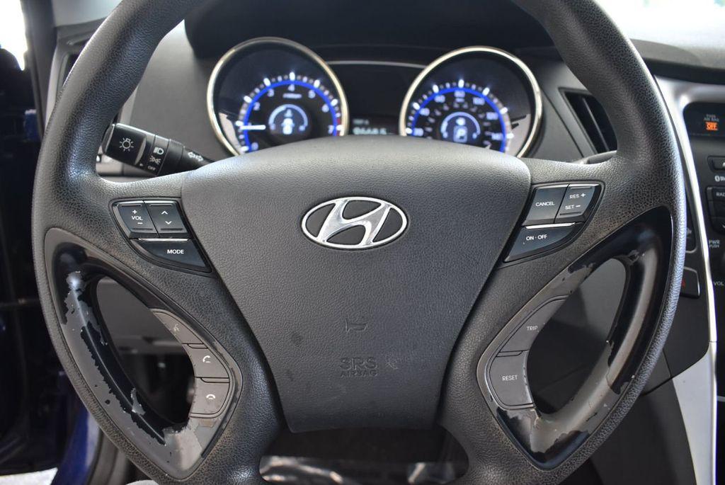 2013 Hyundai Sonata GLS - 18161905 - 11