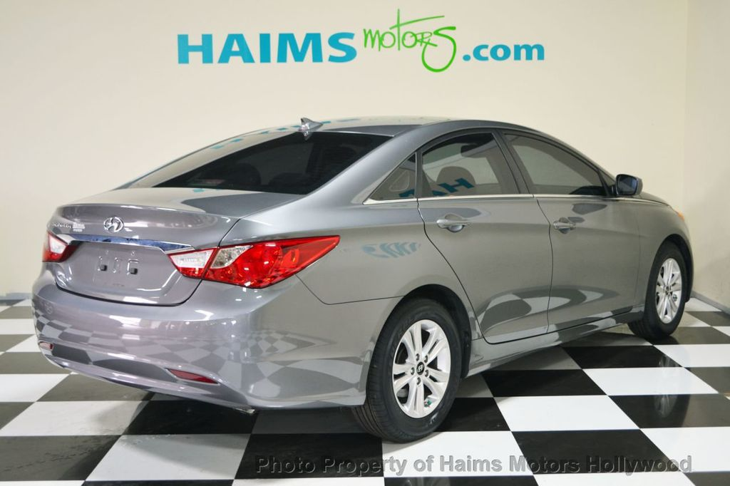2013 used hyundai sonata gls at haims motors serving fort lauderdale hollywood miami fl iid. Black Bedroom Furniture Sets. Home Design Ideas
