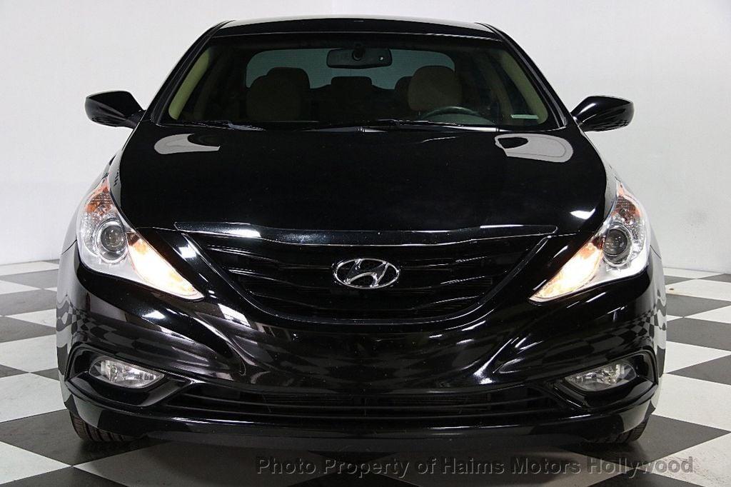 2013 Used Hyundai Sonata Gls At Haims Motors Serving Fort Lauderdale Hollywood Miami Fl Iid