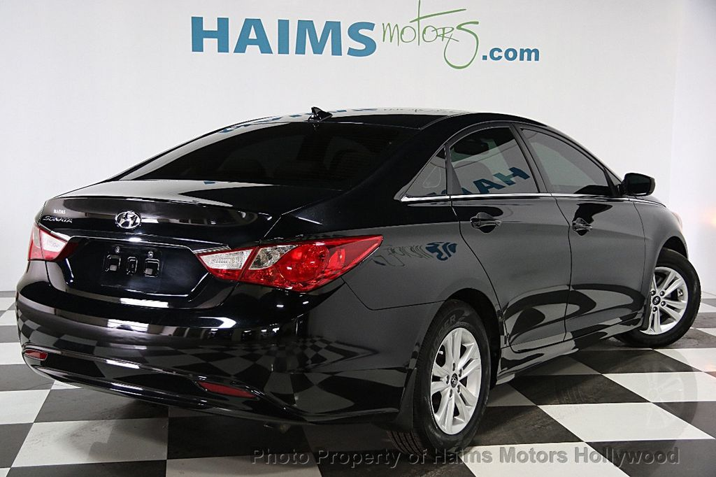 2013 Used Hyundai Sonata Gls At Haims Motors Serving Fort Lauderdale Hollywood Miami Fl Iid