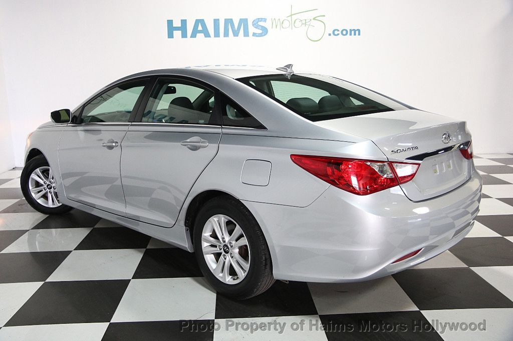 2013 used hyundai sonata gls at haims motors ft lauderdale. Black Bedroom Furniture Sets. Home Design Ideas