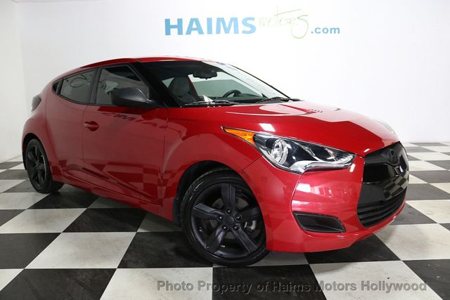 Used Hyundai Veloster >> 2013 Hyundai Veloster 3dr Coupe Automatic W Gray Int Coupe For Sale