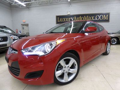 2013 Hyundai Veloster 3dr Coupe Automatic w/Gray Int