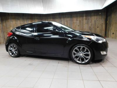 2013 Hyundai Veloster W Black Int Not Specified For Sale