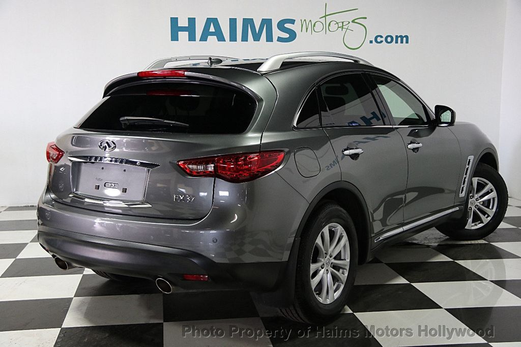 2013 used infiniti fx37 awd 4dr at haims motors serving for South motors infiniti service