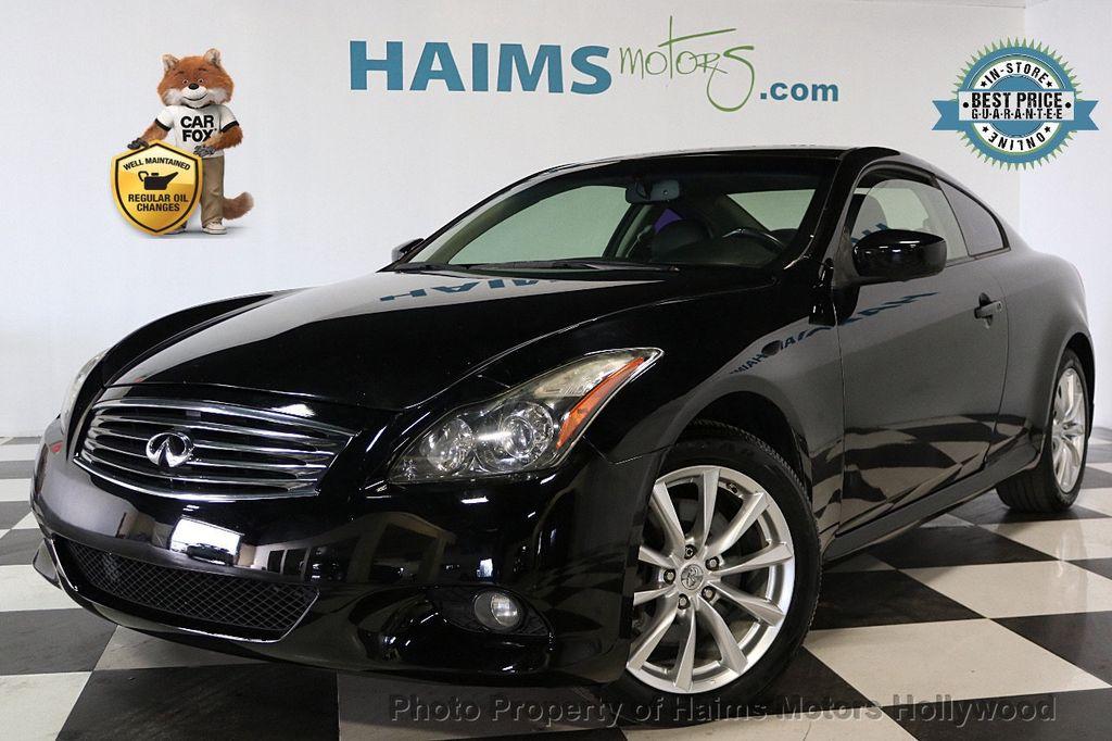 2013 INFINITI G37 Coupe 2dr x AWD - 17491909 - 0