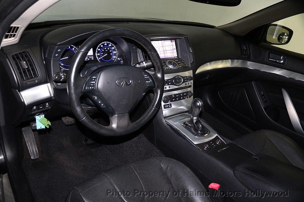 2013 INFINITI G37 Coupe 2dr x AWD - 17491909 - 15