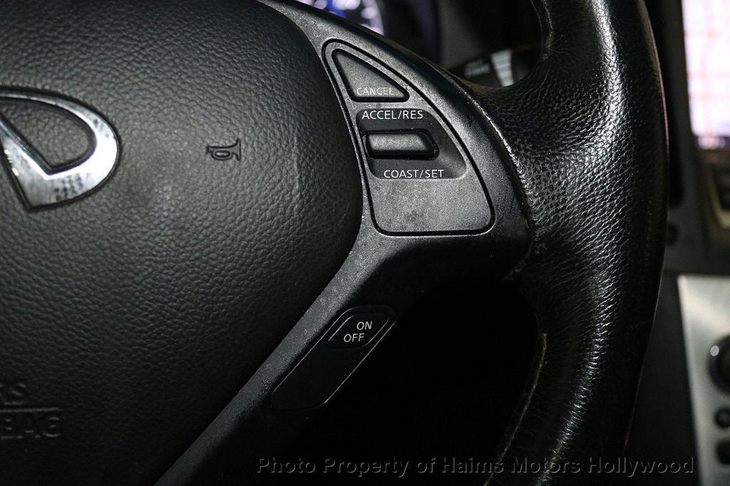2013 INFINITI G37 Coupe 2dr x AWD - 17491909 - 25