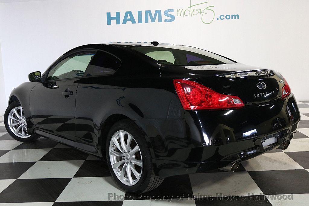 2013 INFINITI G37 Coupe 2dr x AWD - 17491909 - 4
