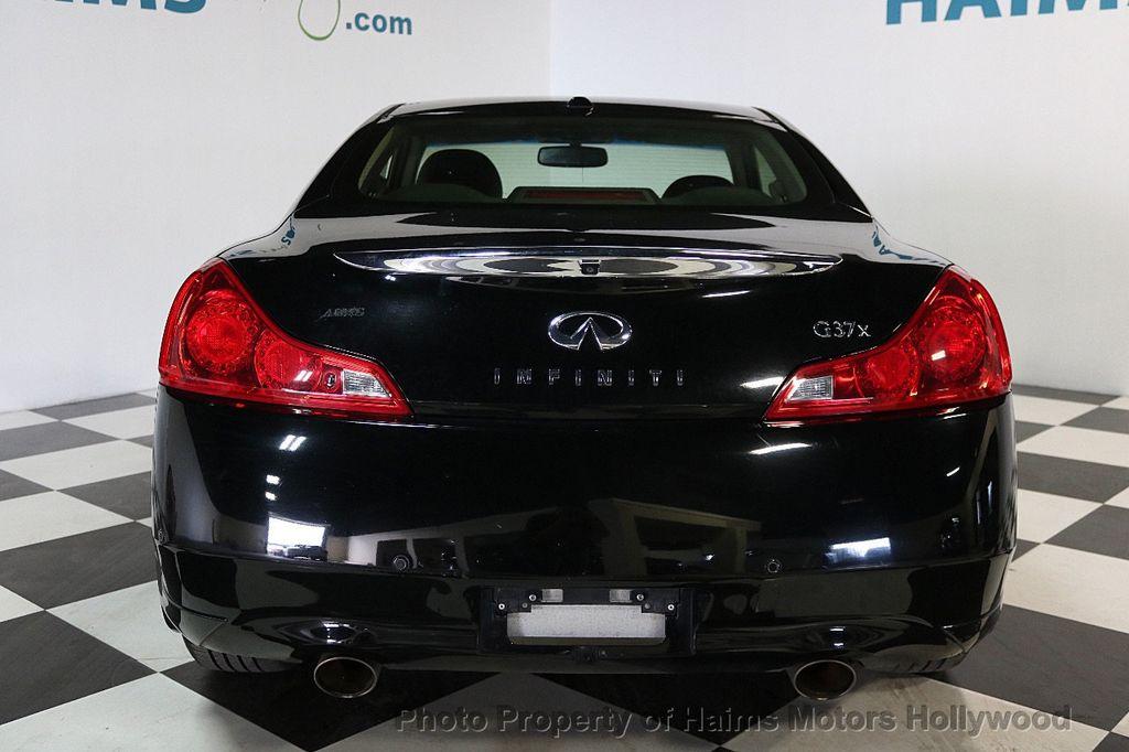 2013 INFINITI G37 Coupe 2dr x AWD - 17491909 - 5
