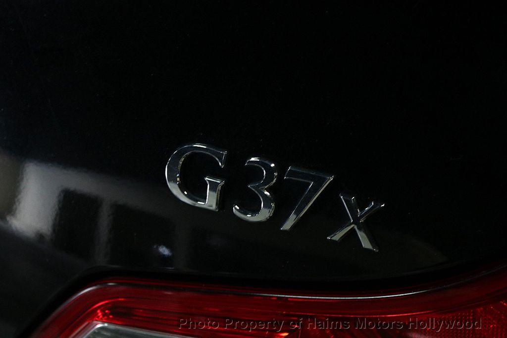 2013 INFINITI G37 Coupe 2dr x AWD - 17491909 - 7