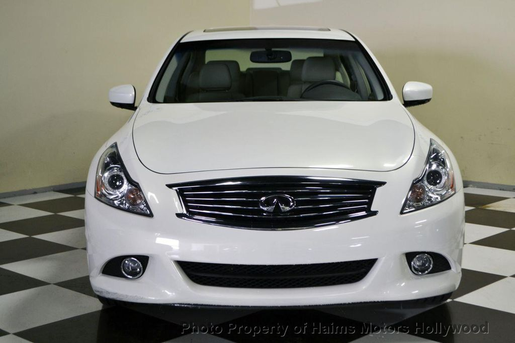 2013 Infiniti G37 Journey >> 2013 Used INFINITI G37 Sedan 4dr Journey RWD at Haims Motors Serving Fort Lauderdale, Hollywood ...