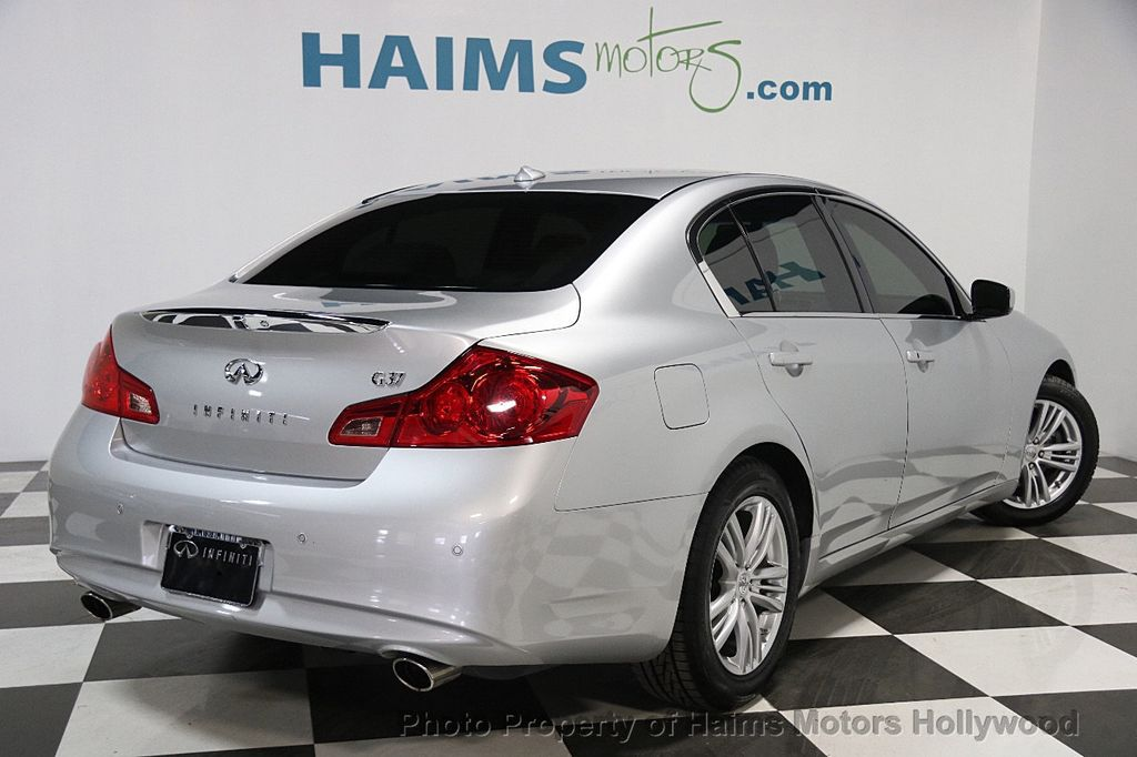 2013 Infiniti G37 Journey >> 2013 Used INFINITI G37 Sedan 4dr Journey RWD at Haims Motors Serving Fort Lauderdale, Hollywood ...