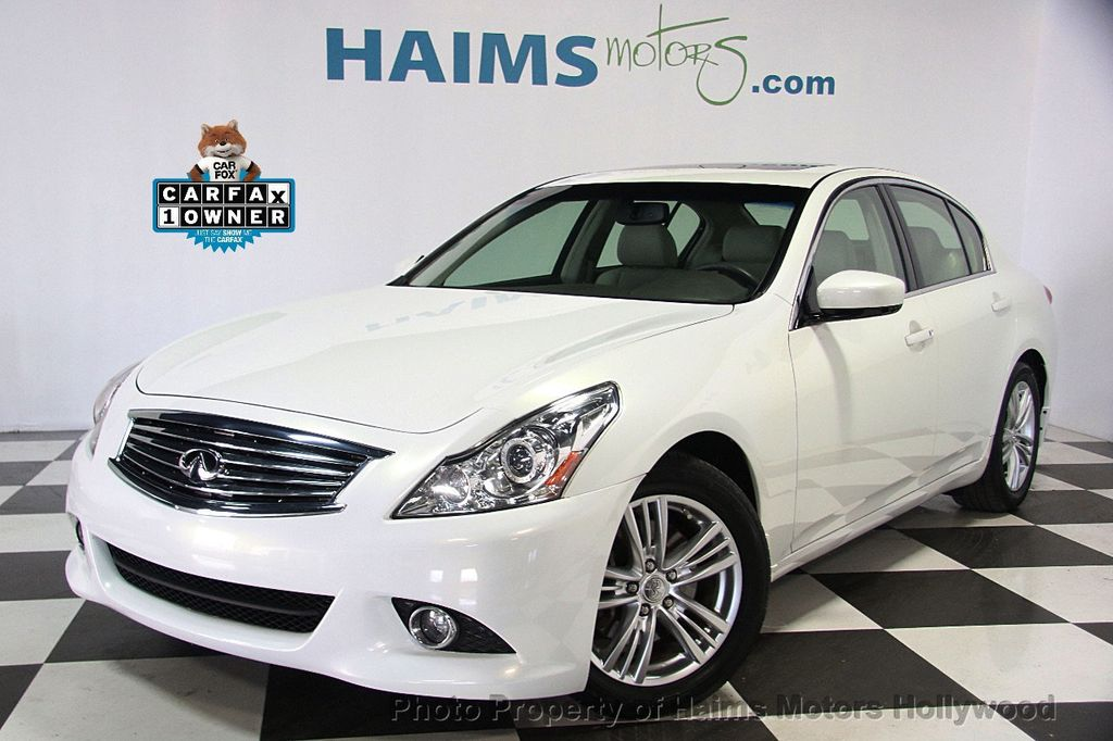 2013 used infiniti g37 sedan 4dr journey rwd at haims for G stone motors used cars