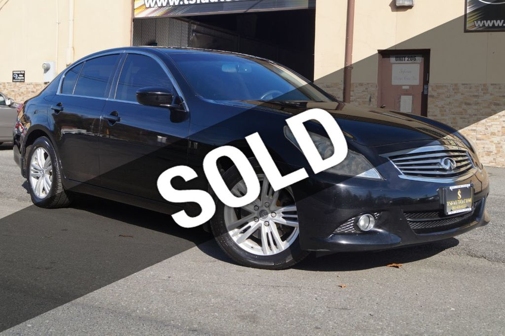 Used Infiniti G37 Sedan Hasbrouck Heights Nj