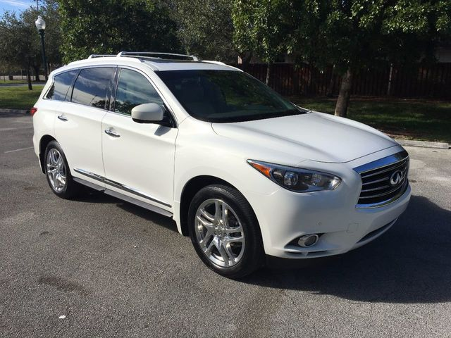 2013 INFINITI JX35 AWD 4dr - Click to see full-size photo viewer