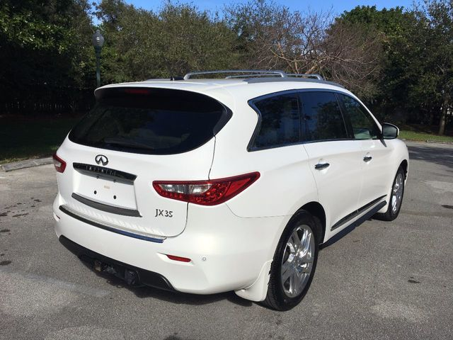 2013 Used Infiniti Jx35 Awd 4dr At A Luxury Autos Serving
